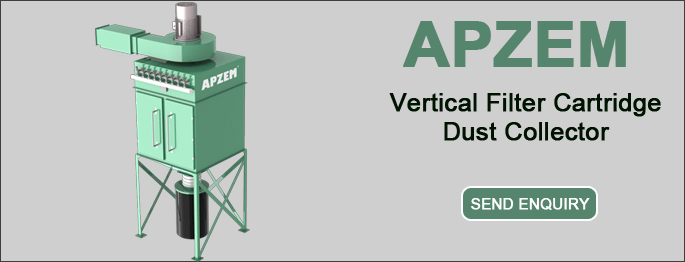 vertical-filter-dust-collector